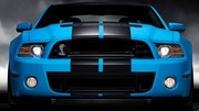 Ford Mustang Shelby GT500 (2012)