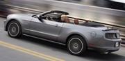 Au Salon de Los Angeles, la Ford Mustang ne s'en laisse pas compter