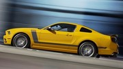 Nouvelle Ford Mustang Boss 302