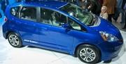 Honda se convertit au tout électrique avec la Jazz/Fit EV