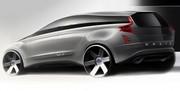 Le Volvo XC90 sera remplacé en 2015