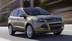 Ford Escape : Avant-goût de Kuga