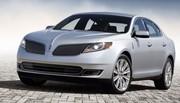 Retouches pour la Lincoln MKS