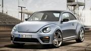 Volkswagen concept Beetle R : toujours plus sportive
