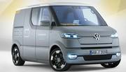 Le Volkswagen eT!, un super anti-Kangoo électrique pour la poste allemande