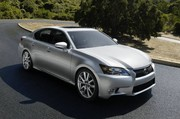 Une version hybride économique pour la Lexus GS ?