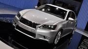 Lexus GS : un petit moteur hybride en approche ?