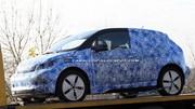 Première sortie pour la BMW i3 de série
