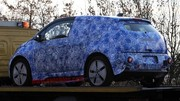 La future BMW i3 prise en tests