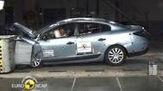 Crash-test Renault Fluence ZE : Fâcheux faux pas