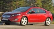 Essai Chevrolet Volt : le bilan consommation à la loupe