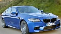 La BMW M5 Diesel lancée mars 2012 ?