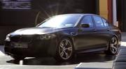 Confirmation : seulement 381 ch pour la future BMW M550dX