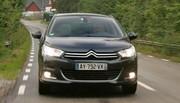 Essai Citroën C4 1.4 VTi 95 : Bonne base