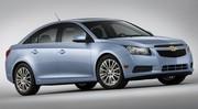 Une Chevrolet Cruze hybride en développement