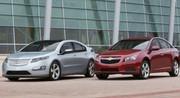 La Chevrolet Cruze Plug-in Hybrid en développement ?