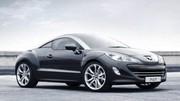 La Peugeot RCZ récompensée en Chine