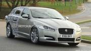 Jaguar XF Sportbrake : premières photos