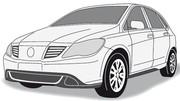 Mercedes et BYD dévoileront leur voiture électrique au salon de Pékin