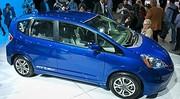 Honda Jazz électrique, un exercice et non pas une concurrente de la Leaf