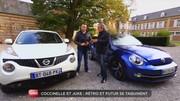 Emission Turbo: VW Coccinelle, Nissan Juke, Jeep Grand Cherokee SRT-8, Lancia Ypsilon