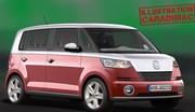 Chez VW, le Bulli arrive en 2014 !