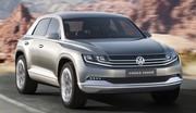 Volkswagen Cross Coupé : Hybride à plus d'un titre