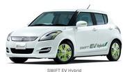 Suzuki Swift électrique