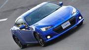 Subaru BRZ sous tous les angles en photos et vidéo