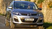 Essai Mazda CX-7 2.2 MZR-CD : Trêve de confidences