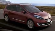 Renault Scénic et Grand Scénic : les prix 2012