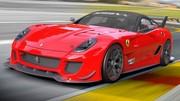 Ferrari 599 XX Evoluzione : toujours plus