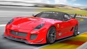 Ferrari 599XX Evolution : Évolution de l'extrême