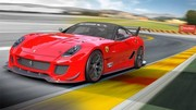 Ferrari présente la 599XX Evolution