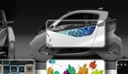 Honda Micro Commuter Concept, le futur de la voiture urbaine japonaise