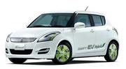 Suzuki Swift EV hybrid : autonomie modeste