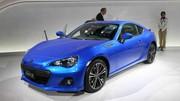 Subaru BRZ : Bientôt sur nos routes !