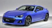 Subaru dévoile enfin la version de série de son coupé BRZ