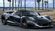 Hennessey Venom GT Spyder : pour perdre la tête