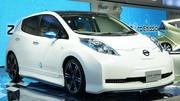 Nissan Leaf Nismo concept, parce qu'elle le vaut bien
