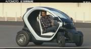 Emission Automoto : Essai Renault Twizy, cascades en Audi A6, Tokyo