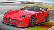 Ferrari 599XX: pas pour les mauviettes…