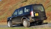 Essai Land Rover Discovery : Il reste souverain sur comme hors bitume