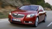 Nouveau moteur pour l'Opel Insigna