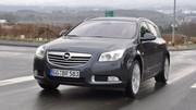 Opel Insignia : Nouveau diesel biturbo de 195 ch