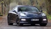 Essai Porsche Panamera diesel : choix raisonné