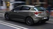 Alfa Romeo Giulietta : véhicule de courtoisie chez Maserati