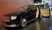 Toyota présente une berline de luxe au Salon de Tokyo