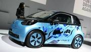 Toyota FT-EV III Concept : iQ branchée !