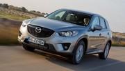 Essai Mazda CX-5 : Champion de l'économie